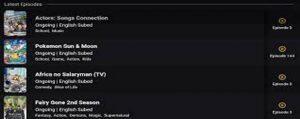 Animania APK 1.8 Download Latest Version 4