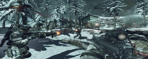 Call Of Duty Ghosts APK 1.0 Download