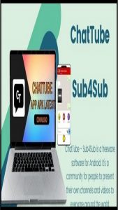 ChatTube APK – sub4sub 2.0.28 Free Download 2