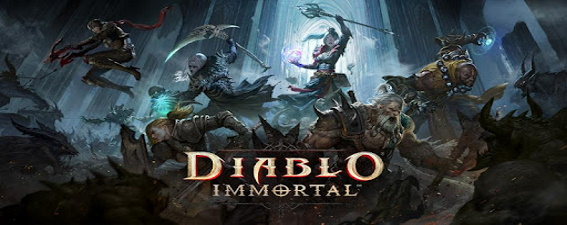 Diablo Immortal APK Alpha 1.2.631183 Download
