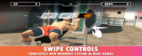 Iron Muscle APK Champion Download