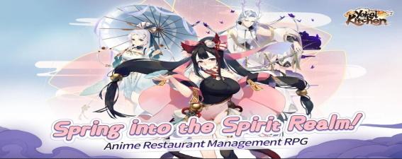 Yokai Kitchen APK - Restaurant Management - APKBAZE