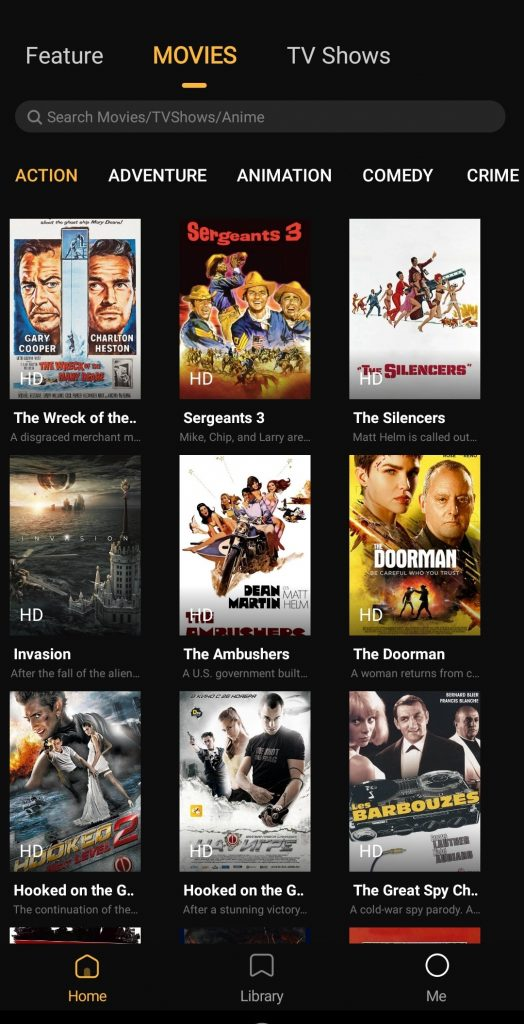 Download Movie Tube 4.4 Apk