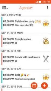 ASUS Calendar APK Download 2